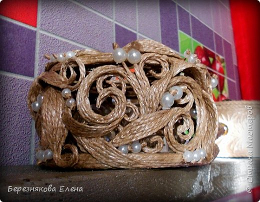 Всем привет)))Проба пера в виде ажурного кругляша с бусинами. фото 12