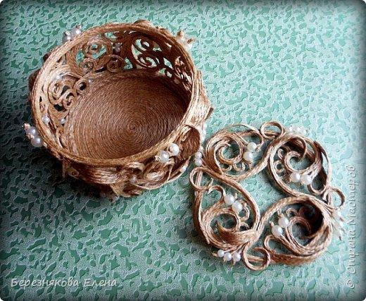 Всем привет)))Проба пера в виде ажурного кругляша с бусинами. фото 3