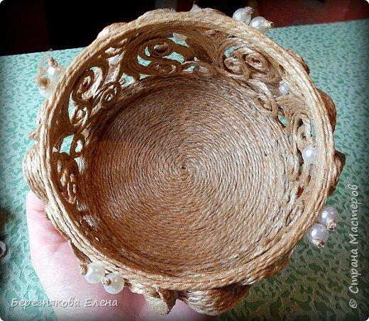 Всем привет)))Проба пера в виде ажурного кругляша с бусинами. фото 7