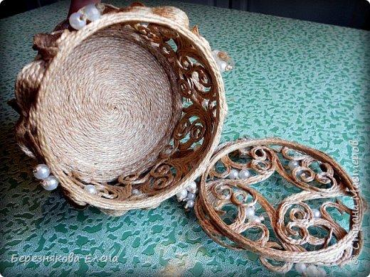 Всем привет)))Проба пера в виде ажурного кругляша с бусинами. фото 8