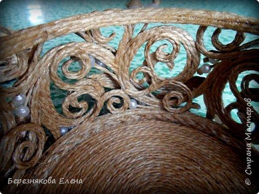 Всем привет)))Проба пера в виде ажурного кругляша с бусинами. фото 9
