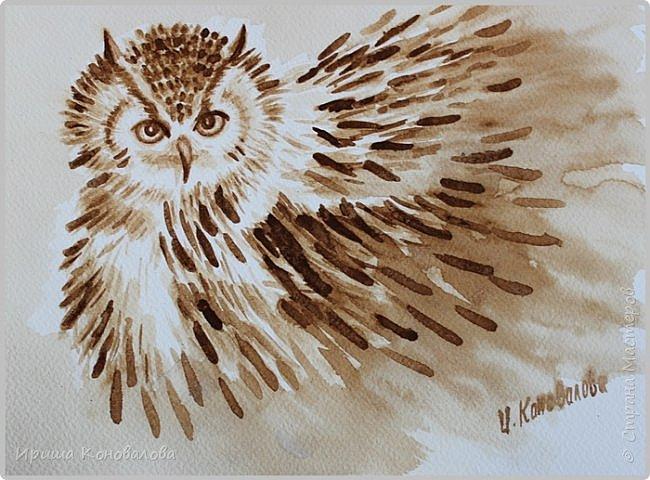 Рисунки акварелью: фото 26