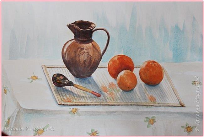 Рисунки акварелью: фото 4