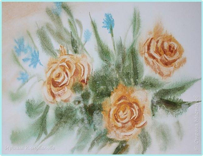 Рисунки акварелью: фото 23