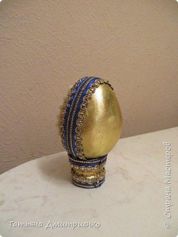 Всем, здравствуйте!Очень понравились Пасхальные яйца,сделанные Светланой Хачиной и её дочерью Радмилой.  http://stranamasterov.ru/node/709253  Вот решилась сделать фото 12