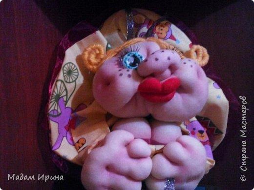 Сидела, сидела и сшила вот такую очаровашку!!!  фото 2