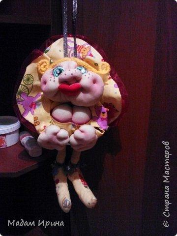 Сидела, сидела и сшила вот такую очаровашку!!!  фото 3