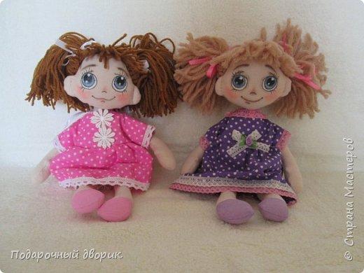 Игровые куколки,Катюшка и Полинка. фото 2