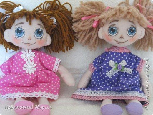 Игровые куколки,Катюшка и Полинка. фото 1
