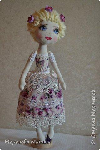 Кукла шебби-шик.в наличии фото 1
