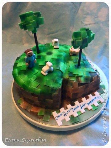 Домашние торты фото 12