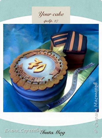 Домашние торты фото 7