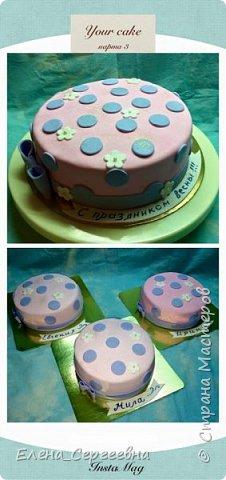 Домашние торты фото 5