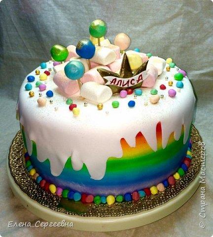 Домашние торты фото 22