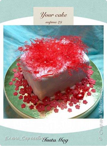 Домашние торты фото 23