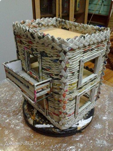 Новый модульный  домик для маленькой дочи))) фото 9
