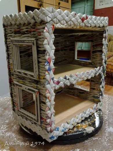 Новый модульный  домик для маленькой дочи))) фото 10