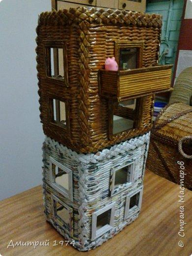 Новый модульный  домик для маленькой дочи))) фото 13