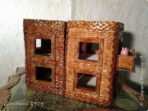 Новый модульный  домик для маленькой дочи))) фото 3