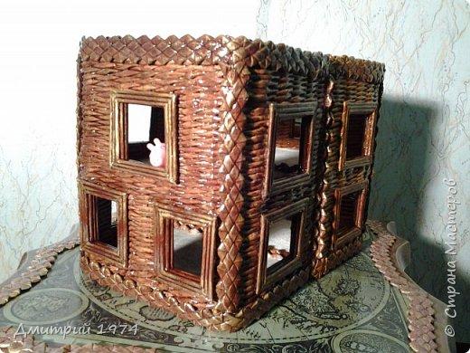 Новый модульный  домик для маленькой дочи))) фото 2