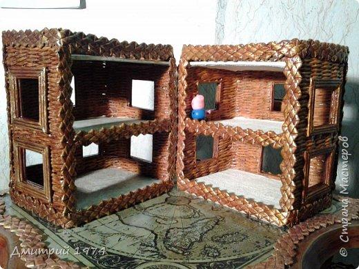Новый модульный  домик для маленькой дочи))) фото 1