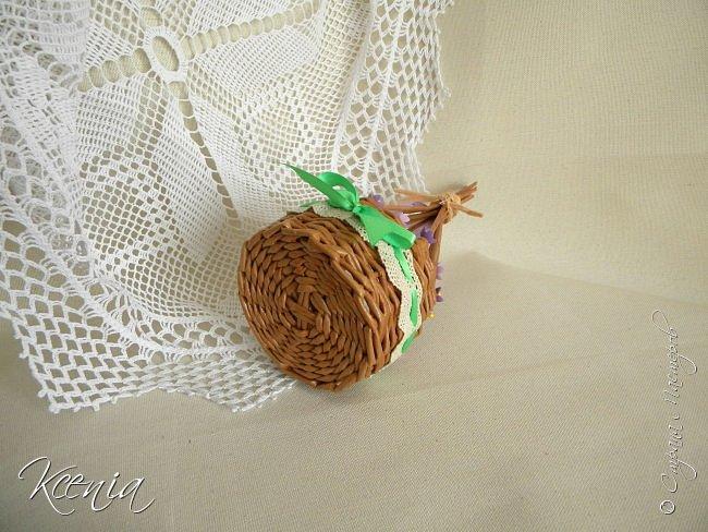 Корзинка для кулича и яиц.  фото 13