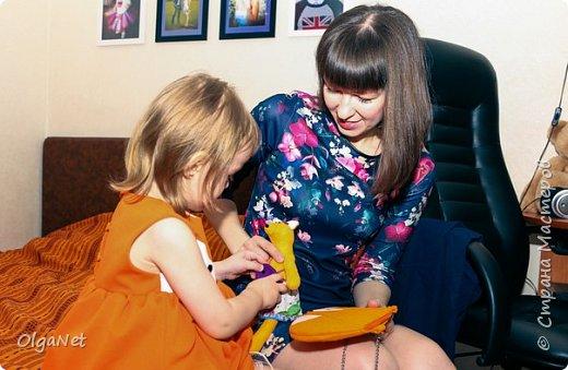 Вначале поста покажу сюрпризики для гостей. А потом уже немного фото с Дня рождения Лисички (3 годика). Наше годовасие здесь http://stranamasterov.ru/node/754951 фото 19