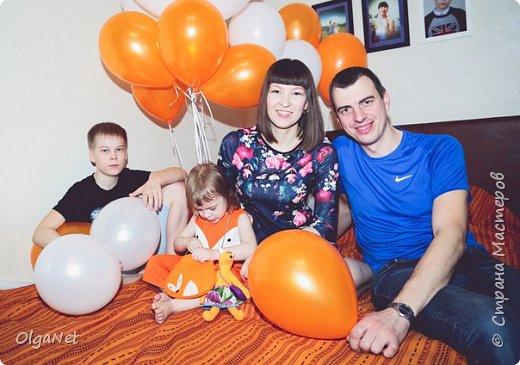 Вначале поста покажу сюрпризики для гостей. А потом уже немного фото с Дня рождения Лисички (3 годика). Наше годовасие здесь http://stranamasterov.ru/node/754951 фото 24