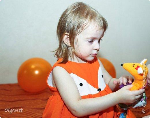 Вначале поста покажу сюрпризики для гостей. А потом уже немного фото с Дня рождения Лисички (3 годика). Наше годовасие здесь http://stranamasterov.ru/node/754951 фото 21