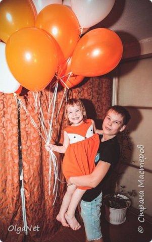 Вначале поста покажу сюрпризики для гостей. А потом уже немного фото с Дня рождения Лисички (3 годика). Наше годовасие здесь http://stranamasterov.ru/node/754951 фото 25