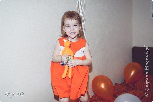 Вначале поста покажу сюрпризики для гостей. А потом уже немного фото с Дня рождения Лисички (3 годика). Наше годовасие здесь http://stranamasterov.ru/node/754951 фото 23