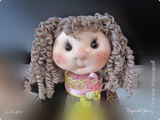 Кукла 30 см. Самостоятельно стоит ( большие ножки). фото 14