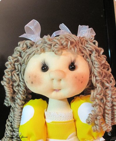Кукла 30 см. Самостоятельно стоит ( большие ножки). фото 15