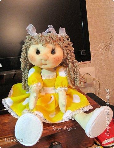 Кукла 30 см. Самостоятельно стоит ( большие ножки). фото 16