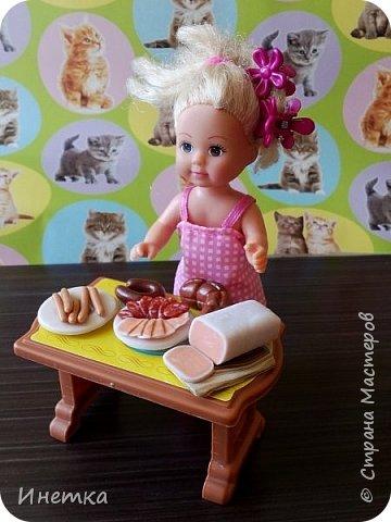 Вкусняшки для кукол фото 5