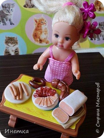 Вкусняшки для кукол фото 6