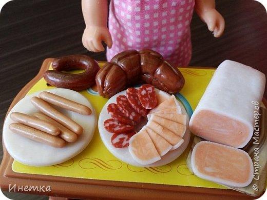 Вкусняшки для кукол фото 1