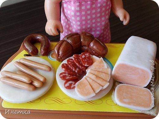 Вкусняшки для кукол фото 7