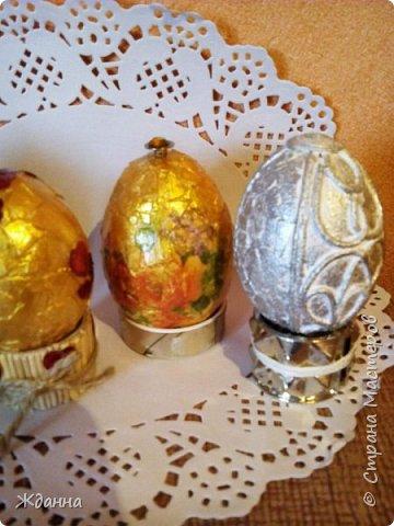 Здравствуйте!!! Понравилось мне делать яйца. Показываю вам. фото 9