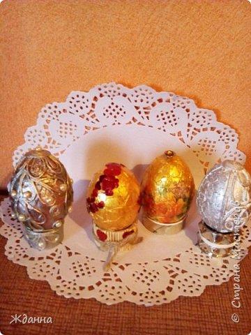 Здравствуйте!!! Понравилось мне делать яйца. Показываю вам. фото 8