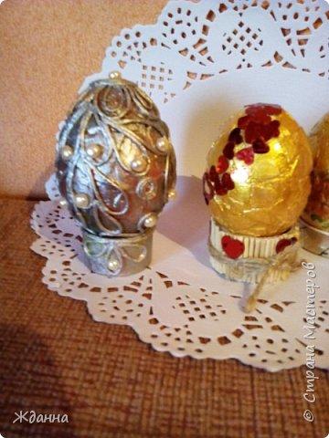 Здравствуйте!!! Понравилось мне делать яйца. Показываю вам. фото 11