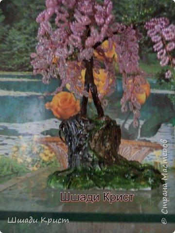 бисер, гипс,проволока,искусственная вода, краски гуашь,лак,декоративные камни и ракушки фото 2
