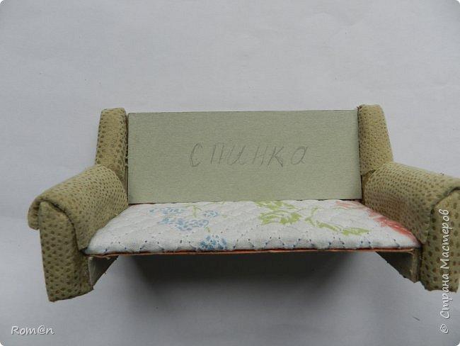 Здравствуйте жители Страны Мастеров.Пришла мысль как можно сделать раскладной диванчик.Вот что получилось. фото 39