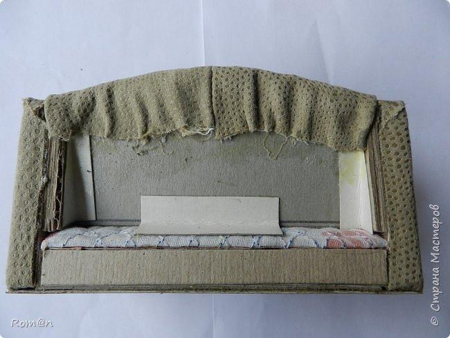 Здравствуйте жители Страны Мастеров.Пришла мысль как можно сделать раскладной диванчик.Вот что получилось. фото 51