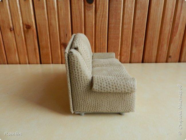 Здравствуйте жители Страны Мастеров.Пришла мысль как можно сделать раскладной диванчик.Вот что получилось. фото 2