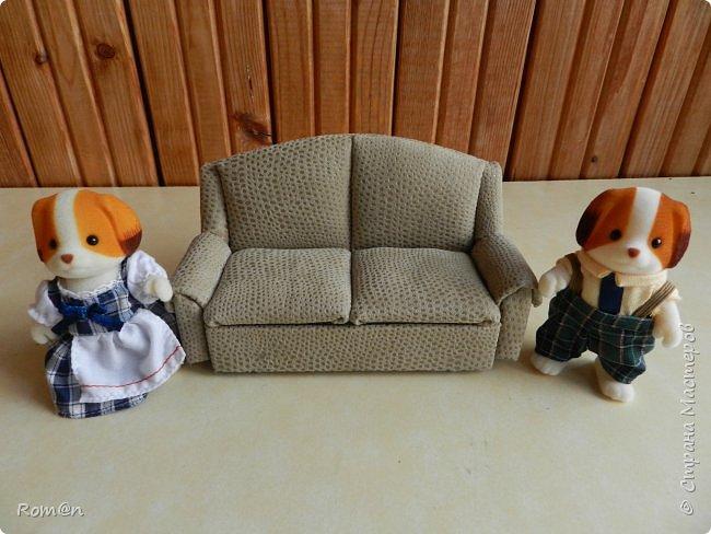 Здравствуйте жители Страны Мастеров.Пришла мысль как можно сделать раскладной диванчик.Вот что получилось. фото 79