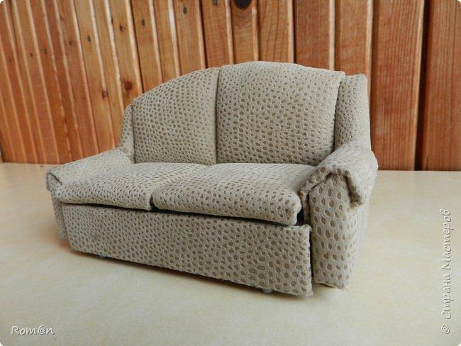 Здравствуйте жители Страны Мастеров.Пришла мысль как можно сделать раскладной диванчик.Вот что получилось. фото 78
