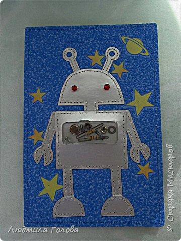 Из чего же, из чего же, из чего же Сделаны игрушечные роботы? фото 2