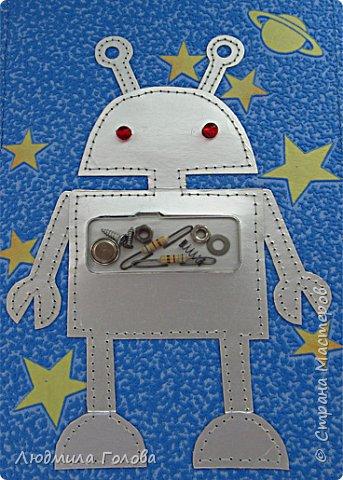 Из чего же, из чего же, из чего же Сделаны игрушечные роботы? фото 3