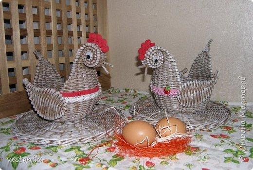 Знакомьтесь - мой весенний куриный переполох. Начало подготовки к пасхе...  фото 3